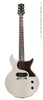 Collings 290 DCS electric guitar white, front view