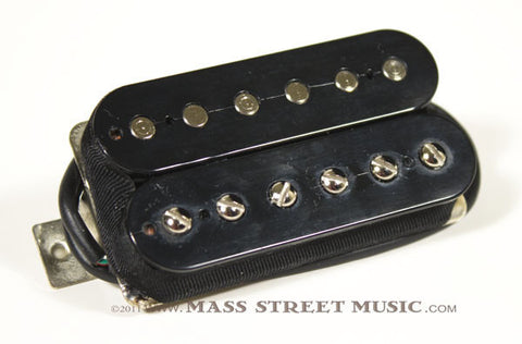 Don Grosh Pickups - Small Block 327B - Black