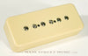 Lindy Fralin Guitar Pickups - P90 Soapbar, Braided, Bridge +5% Over