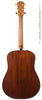 Taylor 510e acoustic guitar - back