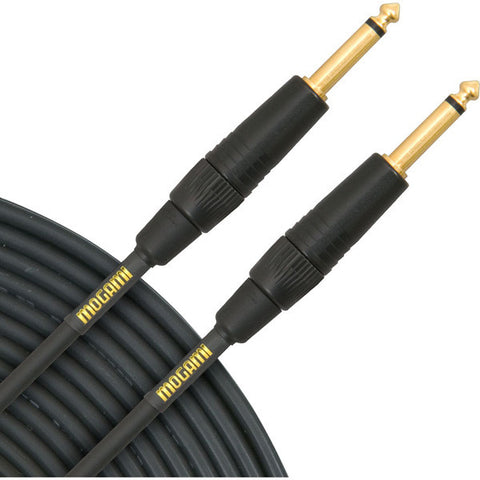 Mogami 10' Gold Instrument Cable