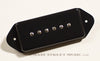 Lindy Fralin Guitar Pickups - P90 Dogear, Braided, Bridge