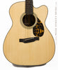 Leo Posch MGA-RW Acoustic guitar - front close