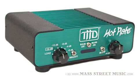 THD Amps - Hot Plate 2.7 Ohm Power Attenuator