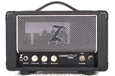 Dr. Z Amps - 25th Anniversary Carmen Ghia Head