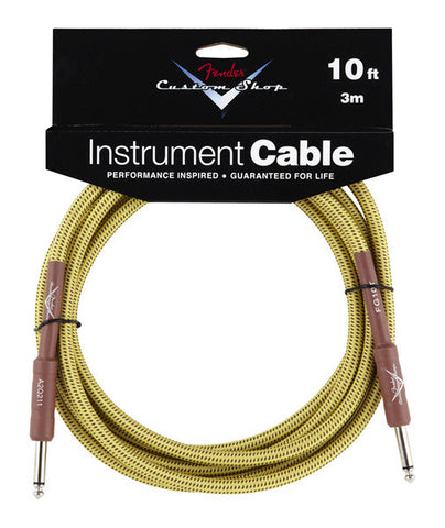 Fender 10' Tweed Instrument Cable