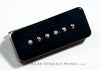 Lindy Fralin Guitar Pickups - P90 Humcanceling Soapbar, Braided, Neck