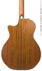 Taylor 414ce Acoustic Guitar - back close