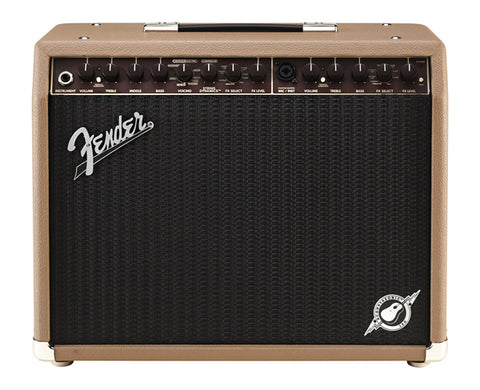 Fender Acoustasonic 100 acoustic guitar amplifier front