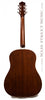 Collings CJ Mha SS SB Custom acoustic guitar back