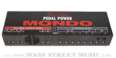 Voodoo Lab Power Supplies - Pedal Power Mondo