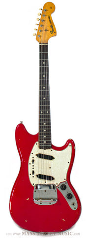 Fender - 1965 Mustang - Dakota Red
