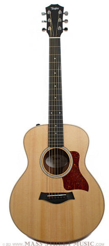Taylor Acoustic Guitars - GS Mini-e Quilted Sapele LTD