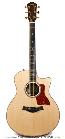 Taylor Acoustic Guitars - 816ce