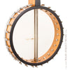 Ome Juniper 12 inch open back banjo -  back close up