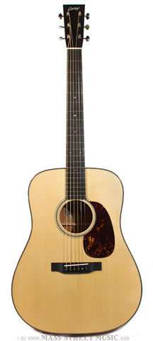 Collings acoustic D1AVN Custom front