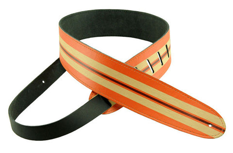 Henry Heller Straps - Orange Surfboard