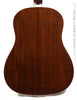 Collings CJ Mha SS SB Custom acoustic guitar back close up
