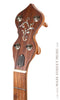 Ome Juniper 12 inch open back banjo -  front headstock