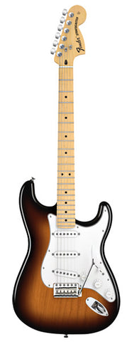 Fender American Special Strat, Maple Electric Guitar - front full