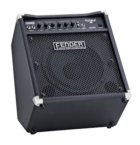 Fender Rumble 30 Bass Combo Amp Black