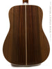 Collings D2H Custom Acoustic Guitar - back close