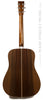 Collings D2H Custom Acoustic Guitar - back full
