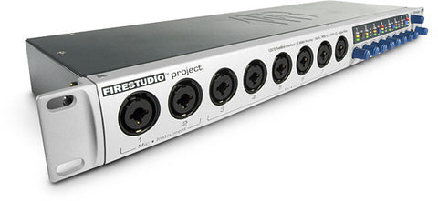 PreSonus Audio Interfaces - FireStudio Project