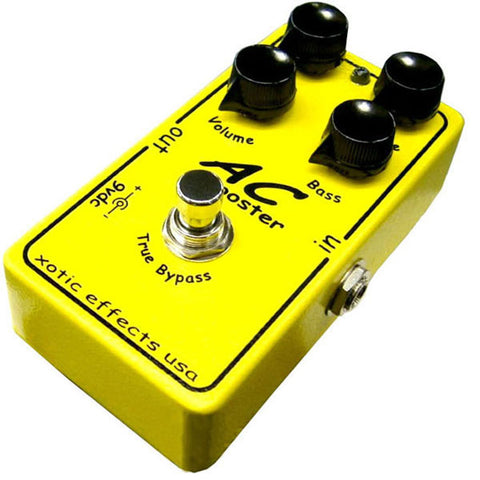 Xotic Effect Pedals - AC Booster