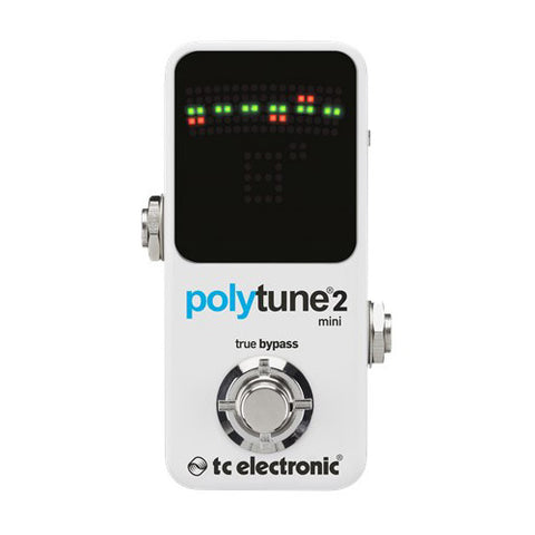 TC Electronic - Polytune Mini 2 Tuner
