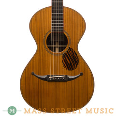 Big Hollow Guitars - Prospector - Front Close
