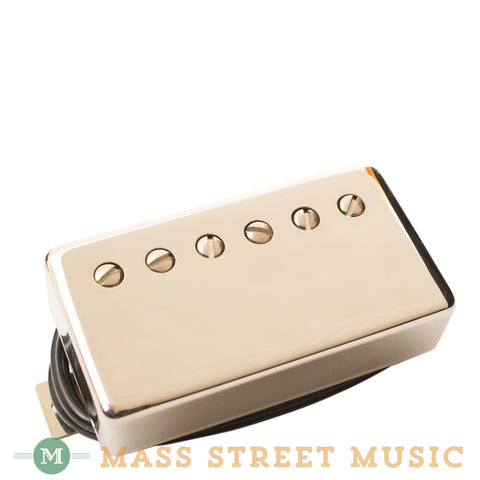 Wolfetone Dr. Vintage Humbucker Neck - Nickel Cover - 4 Cond
