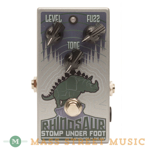Stomp Under Foot - Rhinosaur