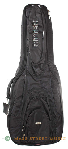 Ritter Classical Acoustic Guitar Gig Bag - front