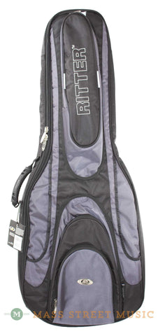 Ritter electric guitar gig bag Style 3 - front