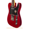 Fender Electric Guitars - American Standard Telecaster - Trans Red - Angle