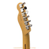 Fender Electric Guitars - American Standard Telecaster - Trans Red - Tuners