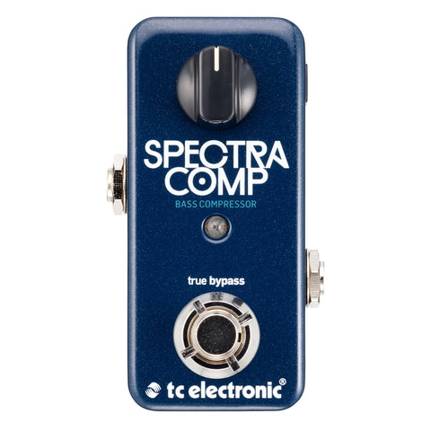TC Electronic - SpectraComp Bass Compressor
