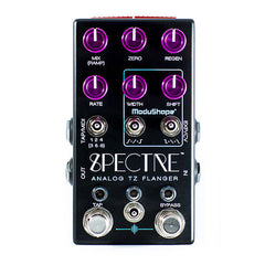 Chase Bliss Audio -  Spectre Analog Tz Flanger - Front Stock