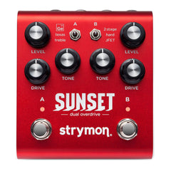 Strymon Effect Pedals - Sunset