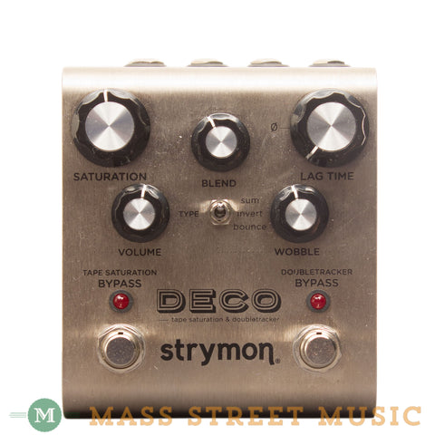 Strymon Effect Pedals - Deco Used - Front