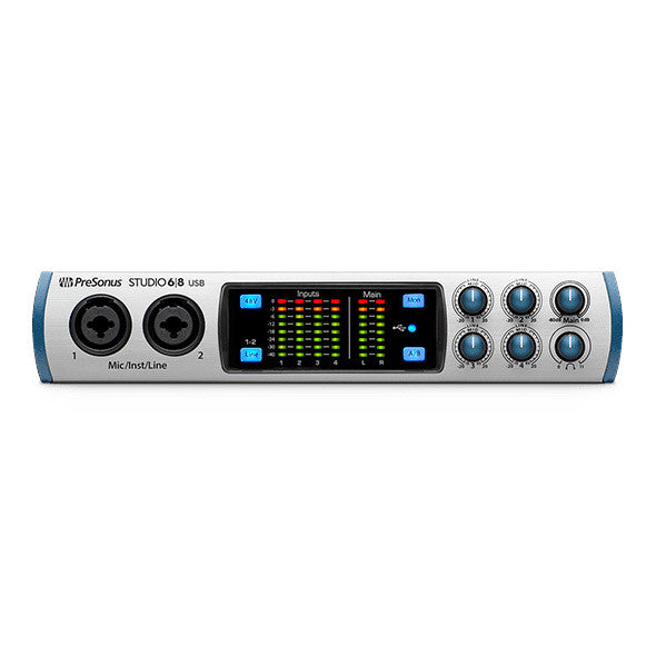 PreSonus Audio Interfaces - STUDIO 68