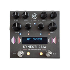 GFI System - Synesthesia Dual Channel Modulation Pedal