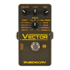 Subdecay - Vector Analog Preamp