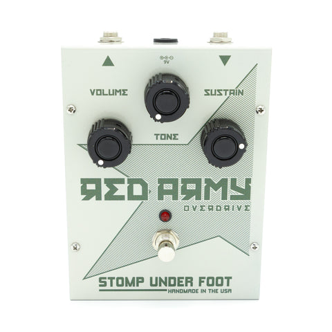 Stomp Under Foot - Vintage Red Army
