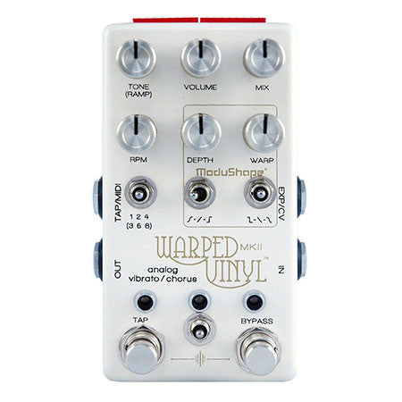 Chase Bliss Audio - Warped Vinyl Analog Chorus/Vibrato