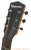 Waterloo WL14 LTR Guitar by Collings - front headstock