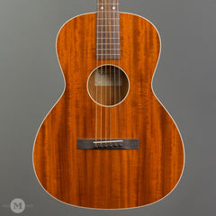 Waterloo by Collings - WL-12 Mahogany - Front Close