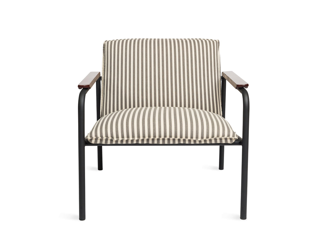 Mixed Striped Chair - The Everset