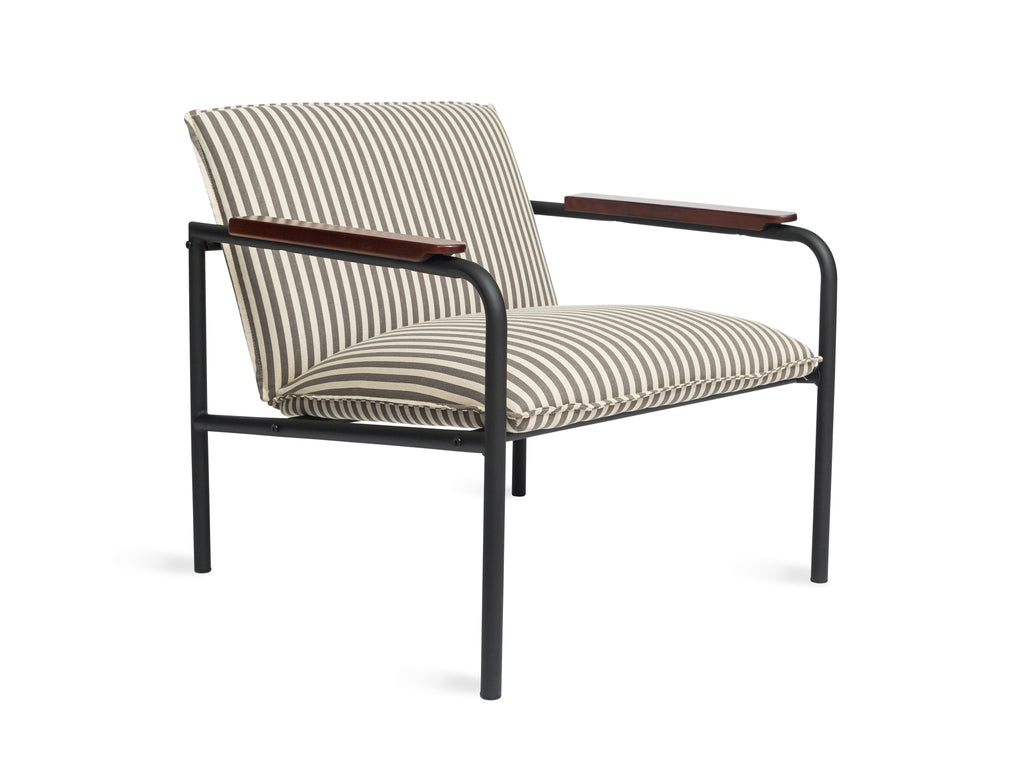Mixed Striped Chair